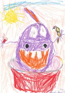 Третьякова Мария, 5 лет